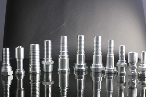 Dvostruka šesterokutna cijev JIS cijevi od 60 stupnjeva, hidraulična ugradnja