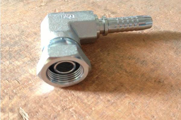 Grp bez utičnice Grp cijevi za dogradnju cijevi od nehrđajućeg čelika Priključak ženska kompaktna lakatna spojnica