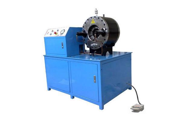 Strojevi za stezanje cijevi