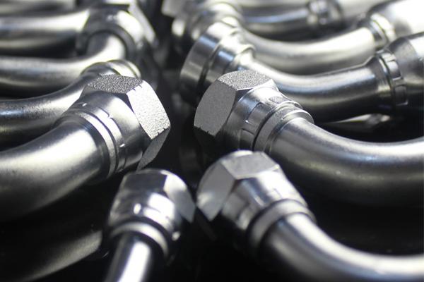 Hidraulički priključci i adapteri 45 GB Metrički ženski 74 Konusni priključci za cijev za sjedenje Hydaulic dijelovi 20791